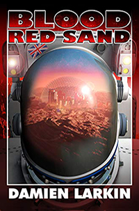 blood red sand by Damien Larkin